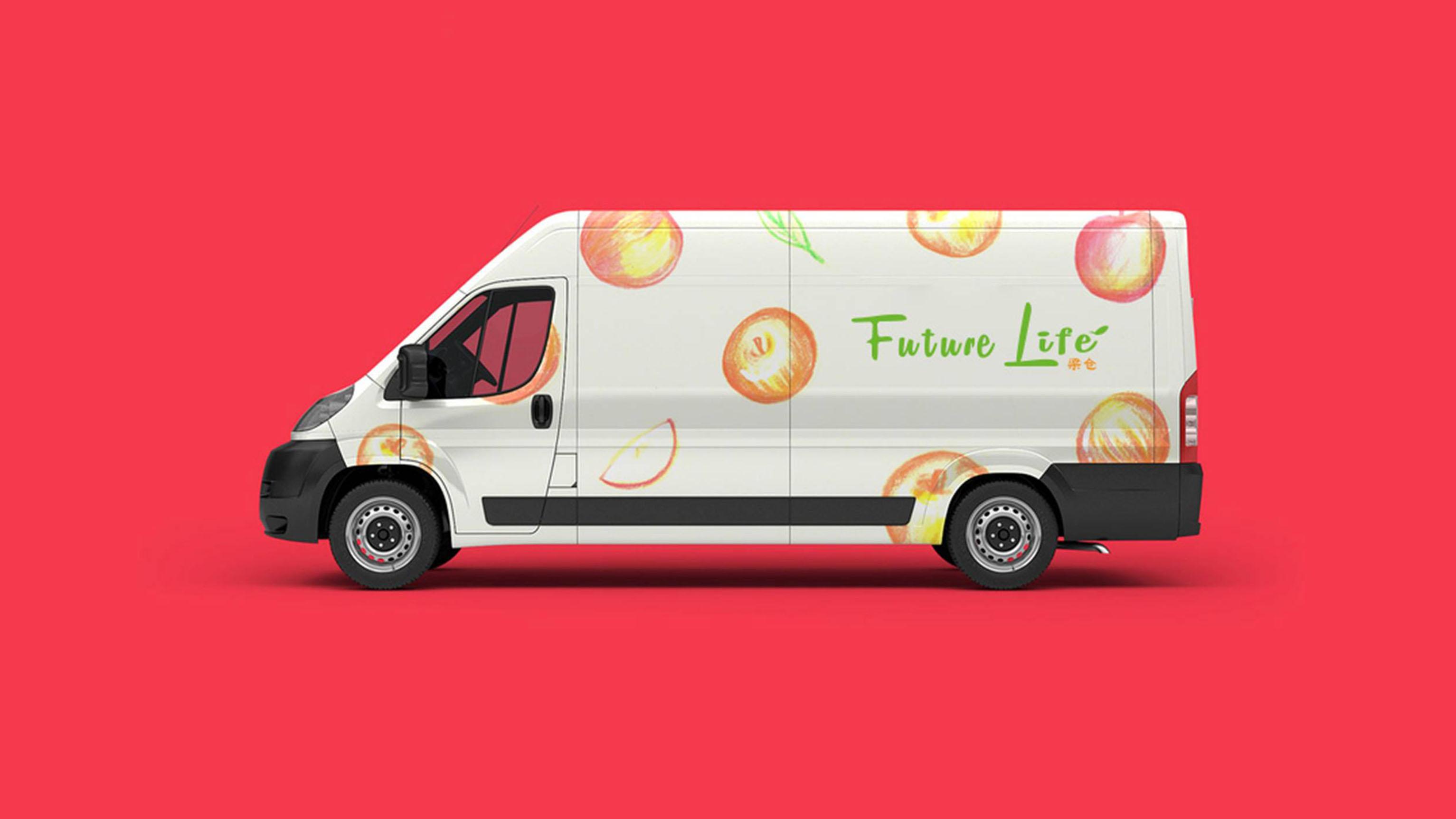 梁倉全球商品生鮮概念超市5